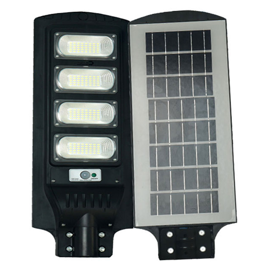 Đèn đường năng lượng mặt trời tấm pin liền thể 120W Roiled - RL120W