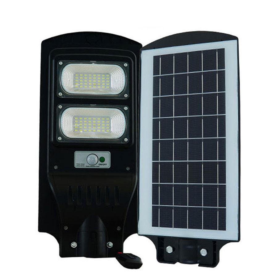 Đèn đường năng lượng mặt trời tấm pin liền thể 60W Roiled - RL60W