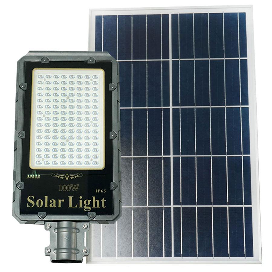 Đèn đường năng lượng mặt trời siêu sáng 100W Roiled - RD100W