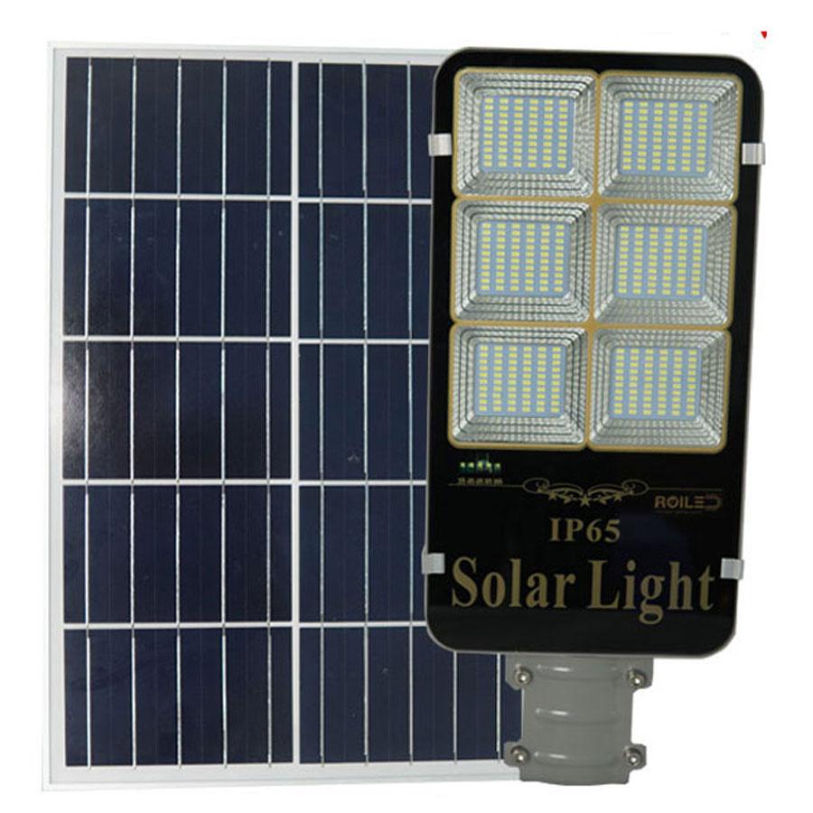 Đèn đường năng lượng mặt trời 300W Roiled - RA300W