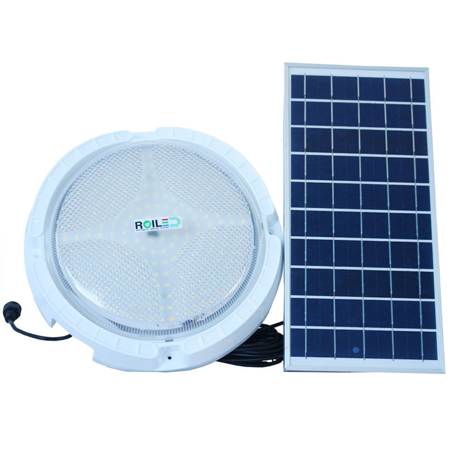 Đèn ốp trần năng lượng mặt trời giá rẻ 40W Roiled - RO40W