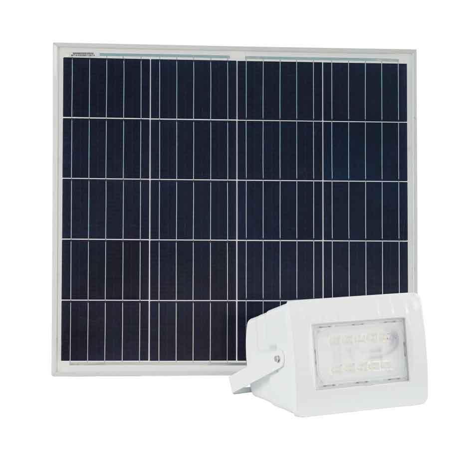 Đèn pha năng lượng mặt trời 200W cao cấp Roiled RL-P200 chuyên sử dụng cho công trình