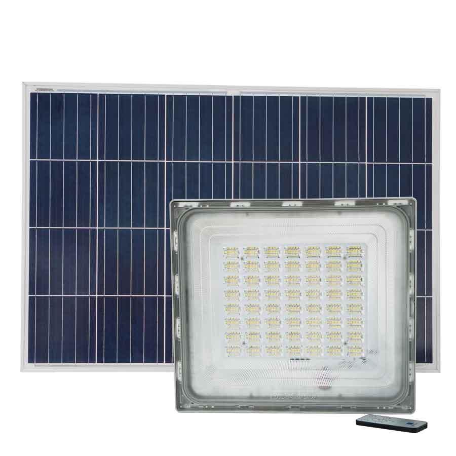 Đèn pha năng lượng mặt trời 500W cao cấp Roiled RL-P500 Chuyên cho công trình