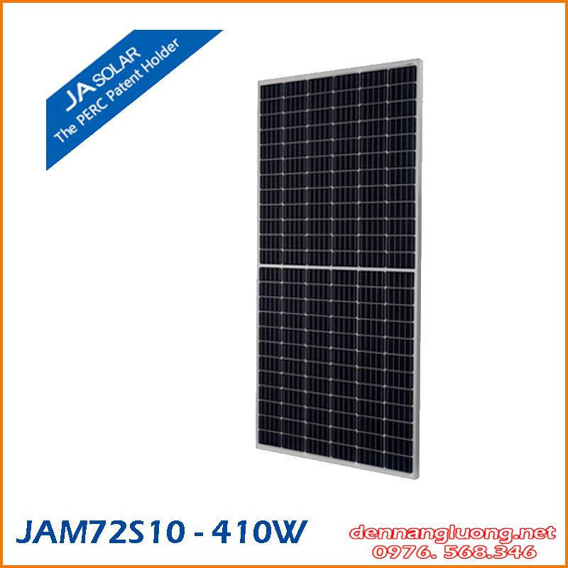JA Half-Cell PERC Module - JAM72S10 - 410W