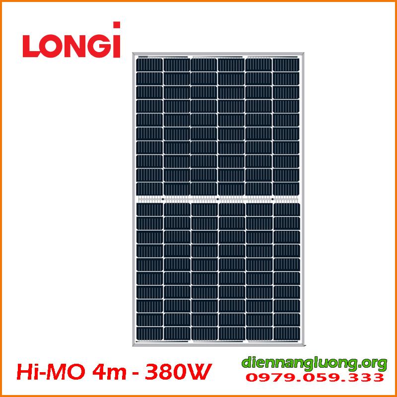 Longi Hi-MO 4m Mono Half Cell 380W