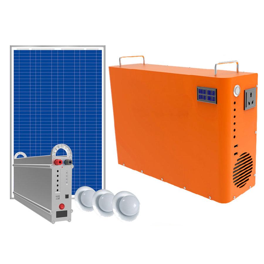 Máy phát điện năng lượng mặt trời BCT 1KW-H