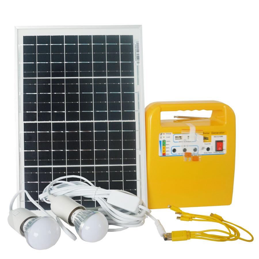 Máy phát điện Xenon X1210 Năng Lượng Mặt Trời