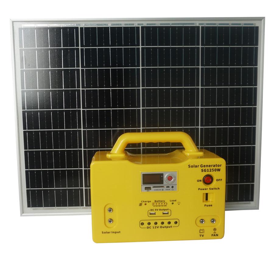 Máy phát điện Xenon X1250 Năng Lượng Mặt Trời