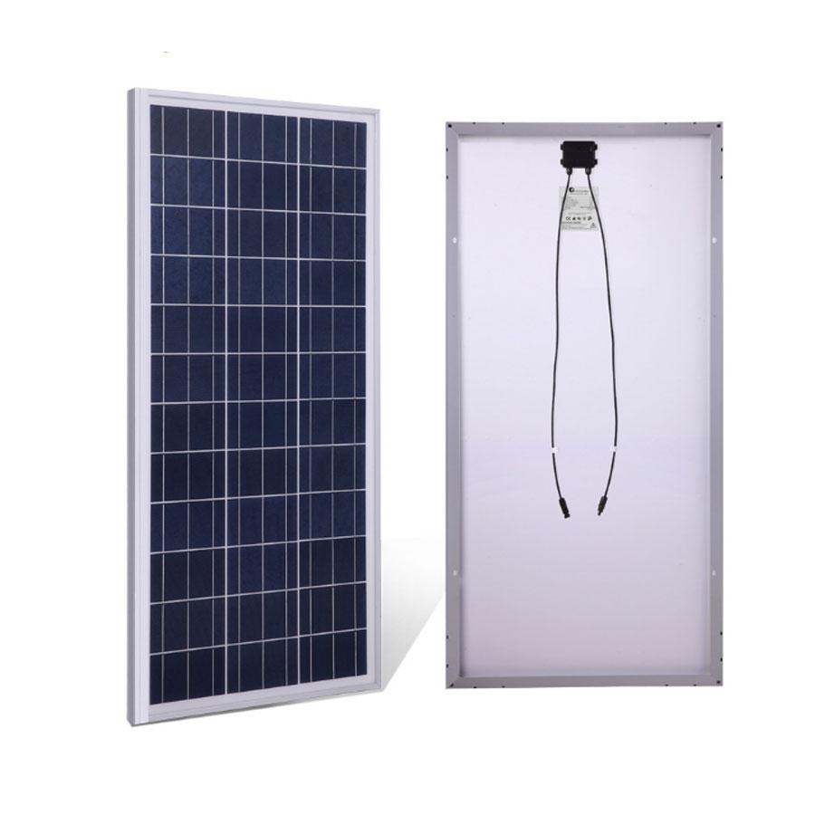 Tấm pin năng lượng mặt trời Poly 100W