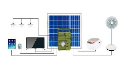 Bình Tích Điện Năng Lượng Mặt Trời DC TIME 150W-H   Blue Carbon