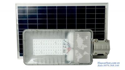 Đèn Đường Năng Lượng Mặt Trời Blue Carbon BCT-OLC 45W Bảo Hành 5 Năm