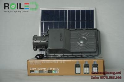 Đèn Đường Roiled RB100W, xài năng lượng mặt trời