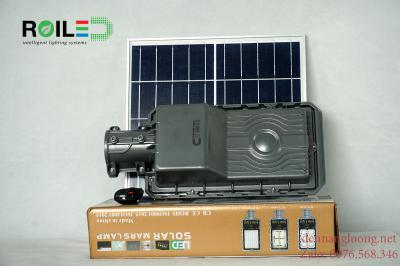 Đèn Đường Roiled RB60W, xài năng lượng mặt trời