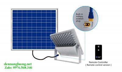 Đèn Pha Năng Lượng Blue Carbon BCT-FL95W Bảo Hành 5 Năm
