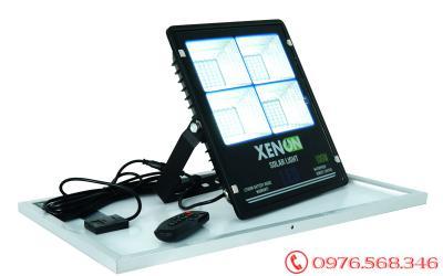 Đèn pha Xenon X100W | cao cấp | năng lượng mặt trời bật sáng