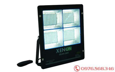 Đèn pha Xenon X200| mới nhất 2020| năng lượng mặt trời bật sáng