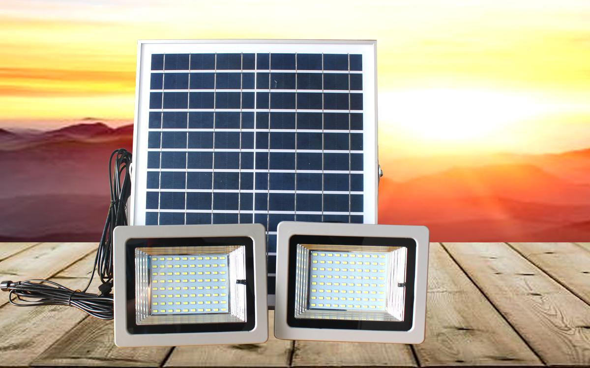 Đèn pha năng lượng mặt trời VK- 388C 40W