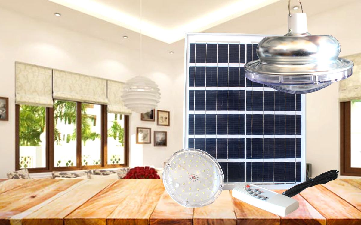 Bộ đèn đĩa bay 200w năng lượng mặt trời