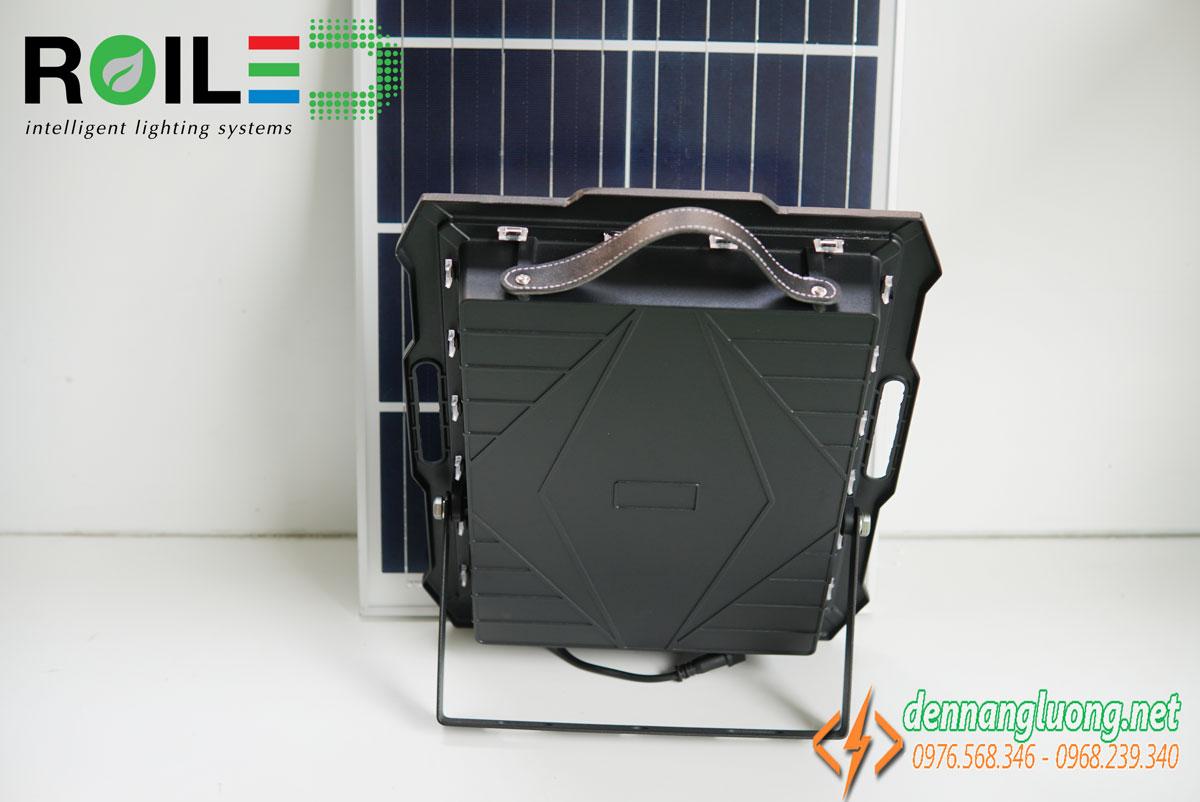 Đèn pha năng lượng mặt trời 400W kết hợp Camera cao cấp