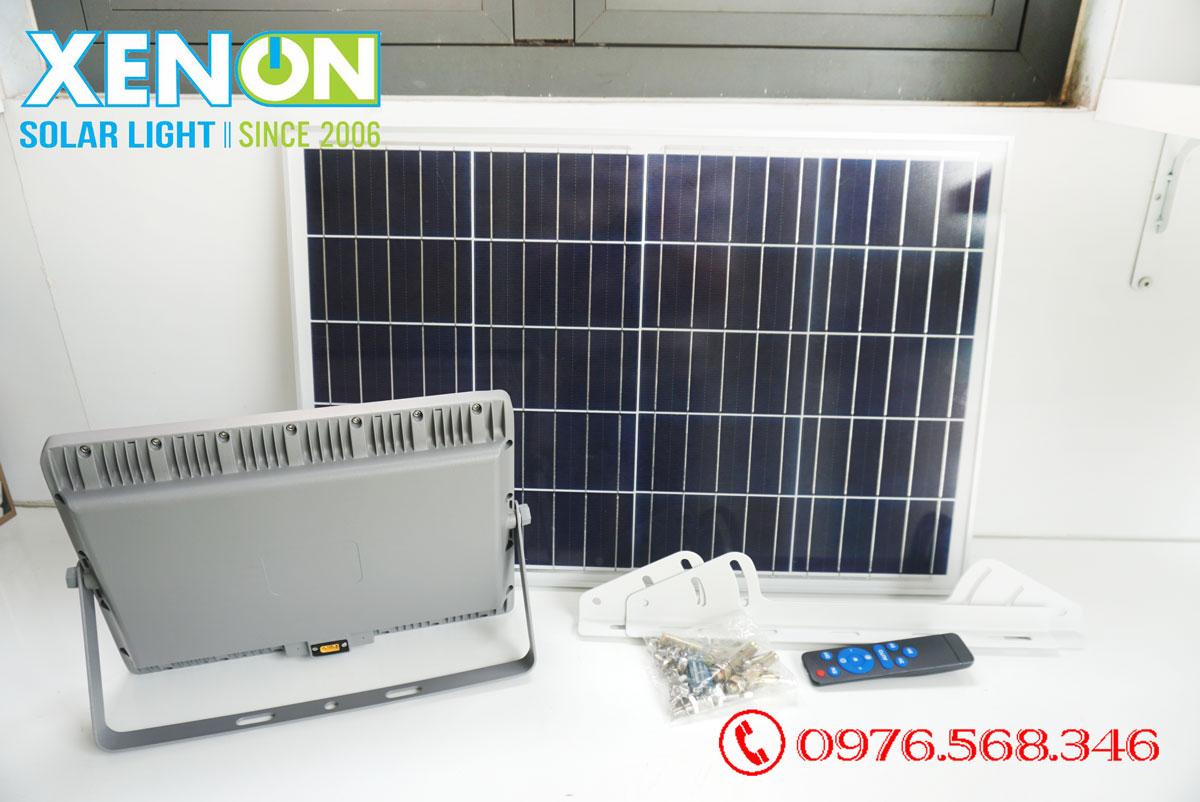 Đèn Pha Năng Lượng Mặt Trời 300W Xenon Deluxe - DL300W