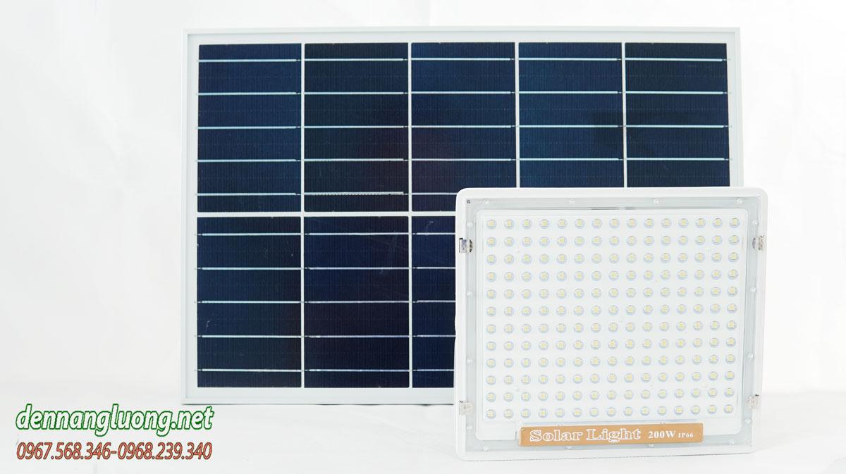 Đèn pha năng lượng mặt trời 200w cao cấp Roiled - RN200W
