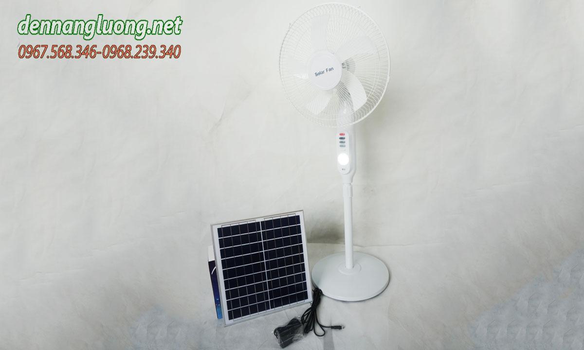 Quạt điện năng lượng mặt trời cao cấp XN 25W/188