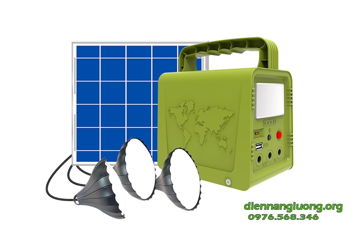 Máy Phát Điện Năng Lượng Mặt Trời 420W-H