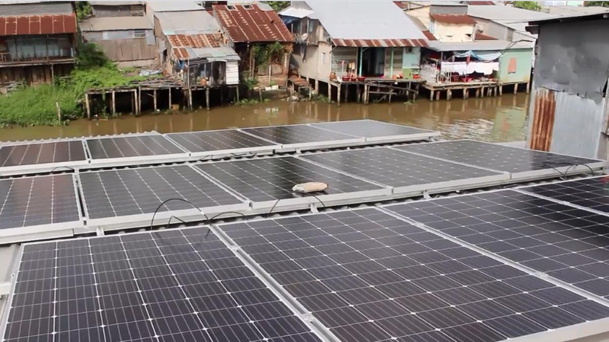 Pin năng lượng mặt trời 8KW