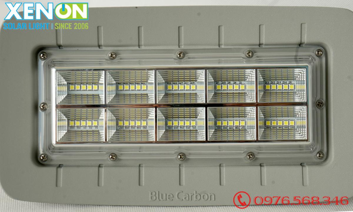 Đèn Năng Lượng Mặt trời Blue Carbon BCT-FLR2.0 100W
