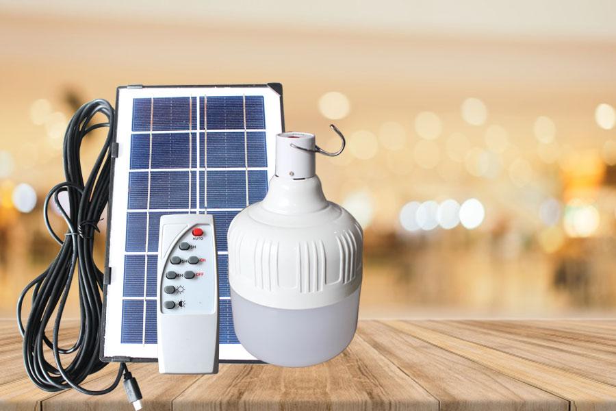 Đèn sử dụng trong nhà 50w – năng lượng mặt trời