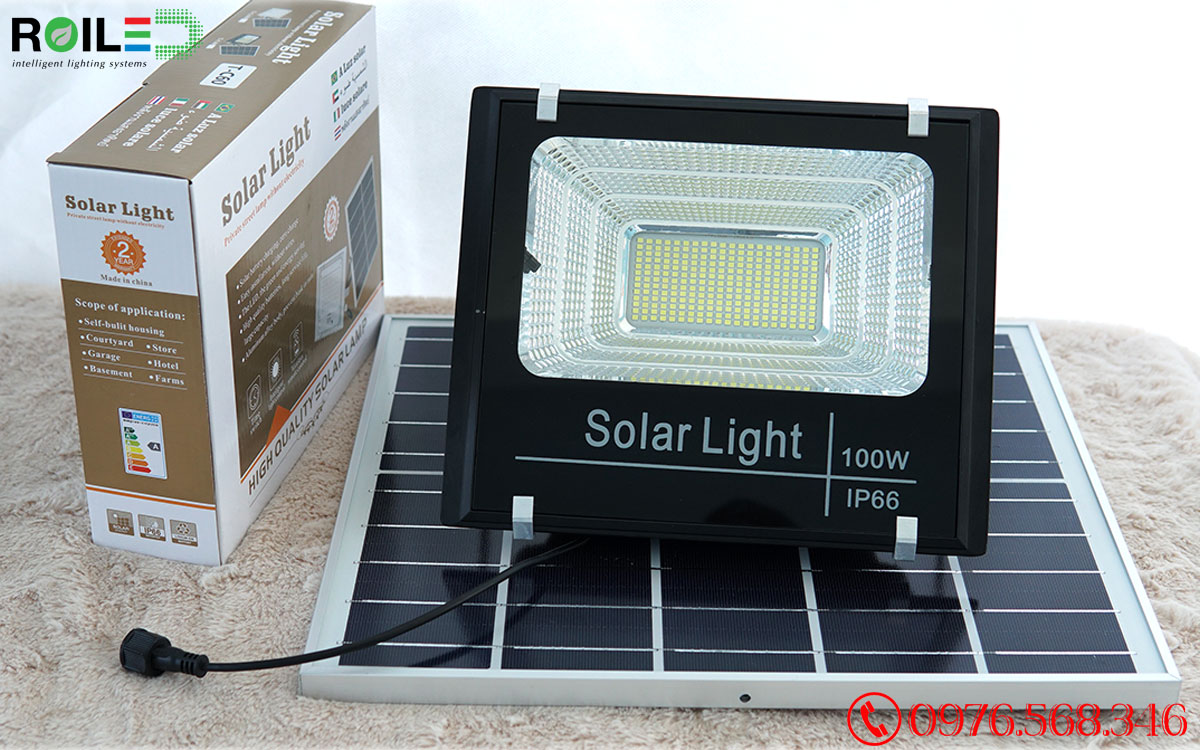 Đèn pha Roiled RP1-100W cao cấp giá rẻ