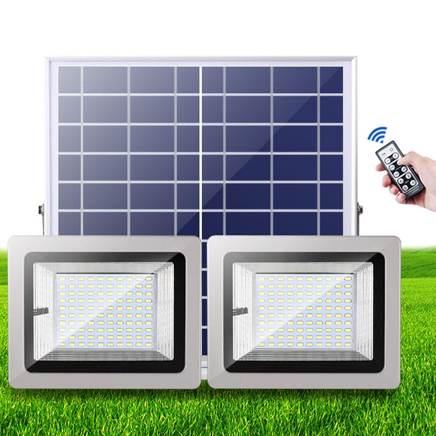 Đèn pha năng lượng mặt trời VK- 388B 32W