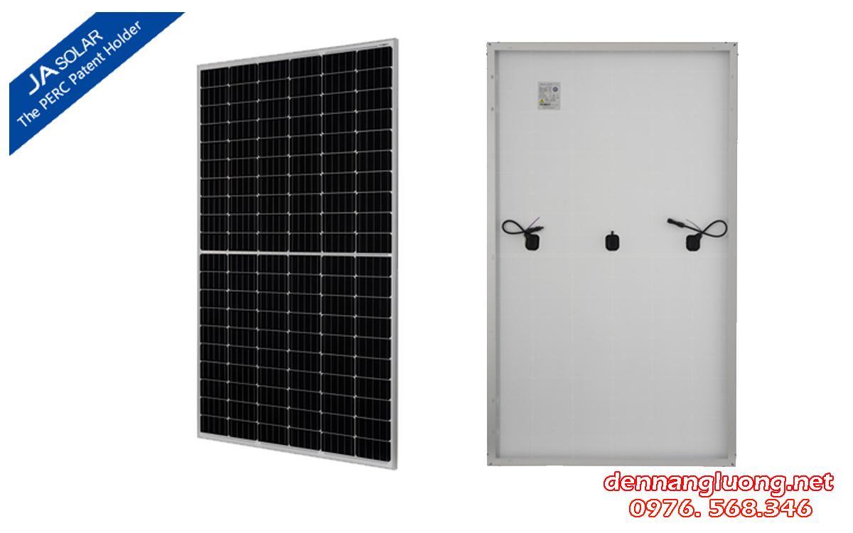 Tấm pin năng lượng mặt trời JA Mono Half-cell PERC Module - JAM60S10/PR 340W