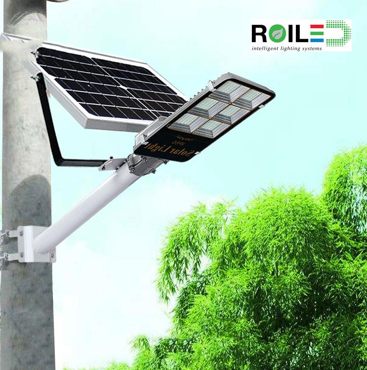 Đèn đường năng lượng mặt trời Roiled 150W RL 0012