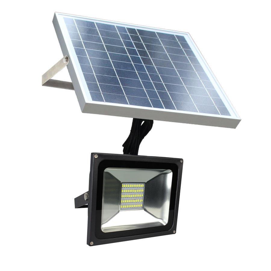 Đèn pha năng lượng mặt trời VK- 381G 120W
