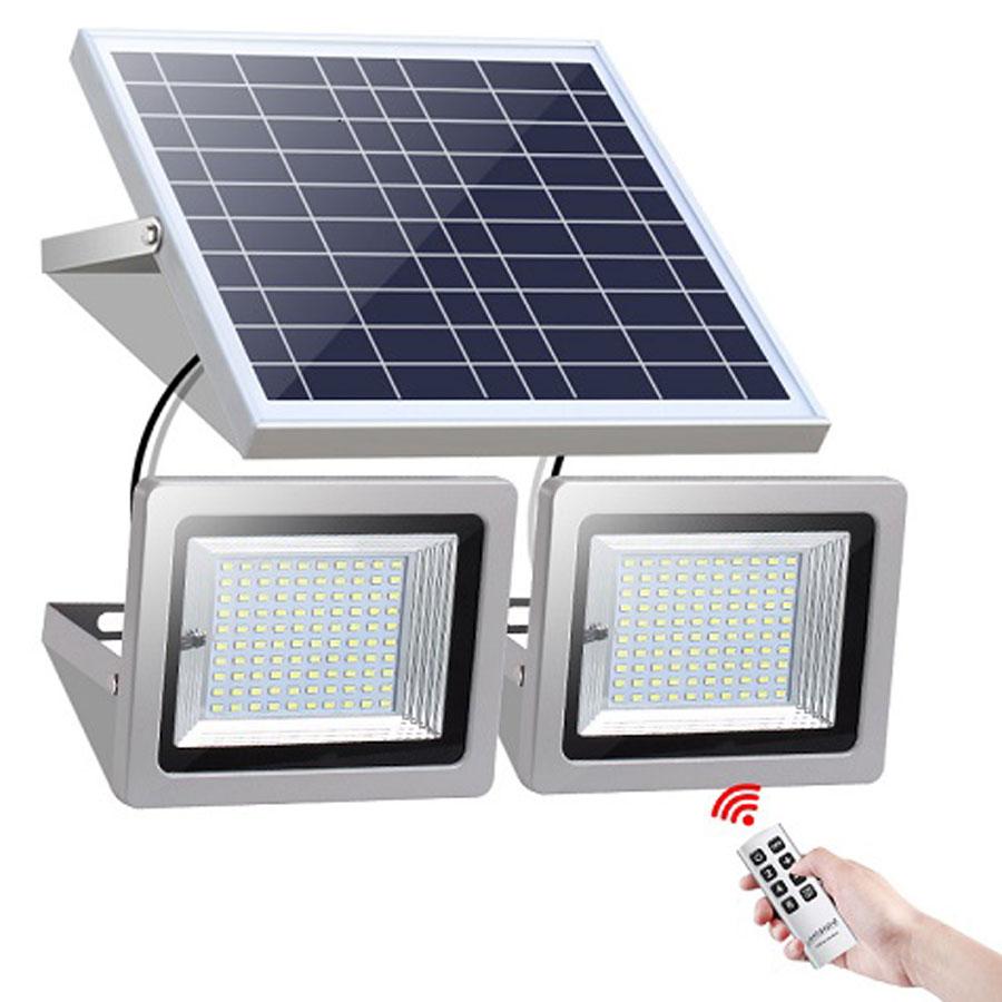 Đèn pha năng lượng mặt trời VK- 388A 18W