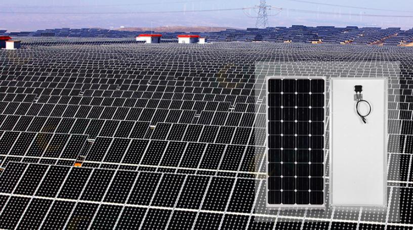 Tấm pin năng lượng mặt trời Mono 330W