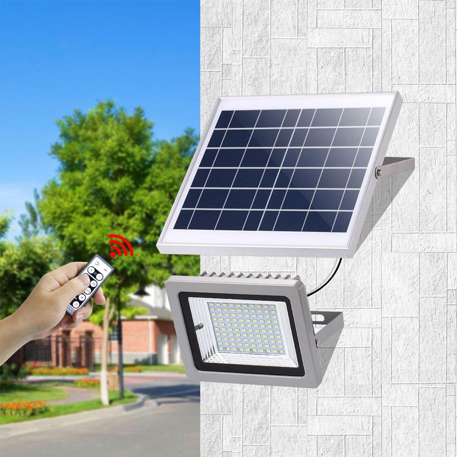 Đèn pha năng lượng mặt trời VK- 386 18W