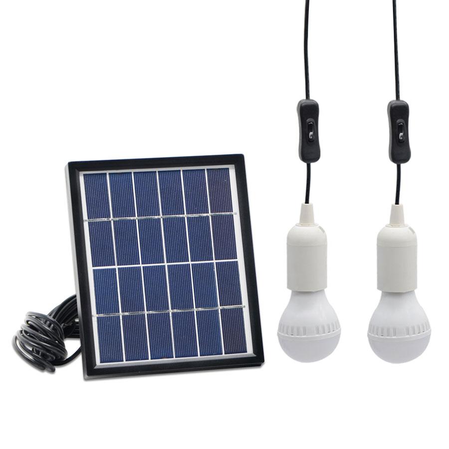 Đèn led năng lượng mặt trời VK- N370 5W