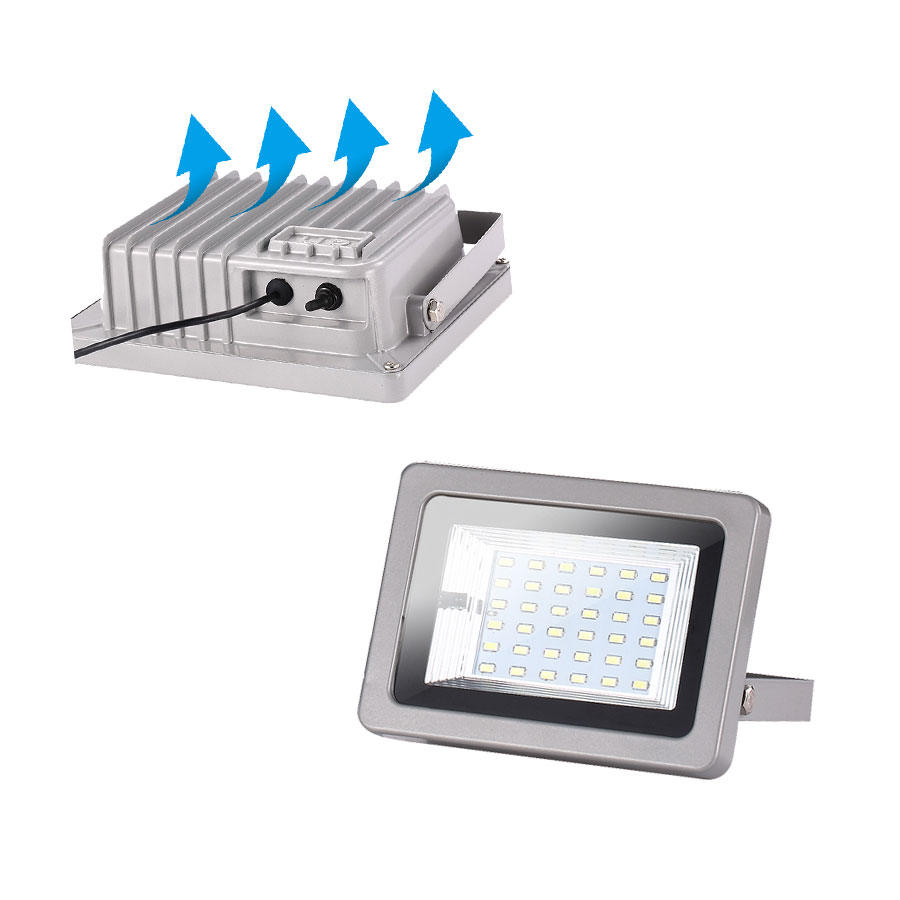 Đèn pha năng lượng mặt trời VK- 386A 18W