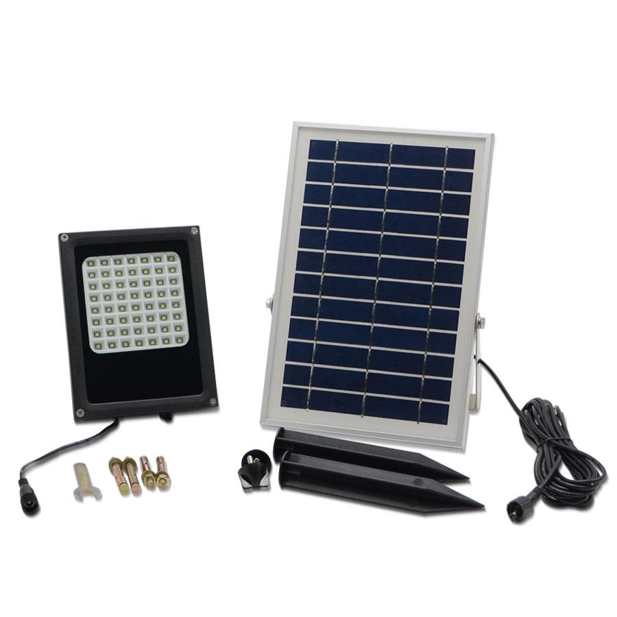 Đèn pha năng lượng mặt trời VK- N500G 40W