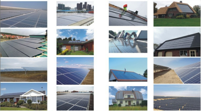 Tấm pin năng lượng mặt trời Mono 400W