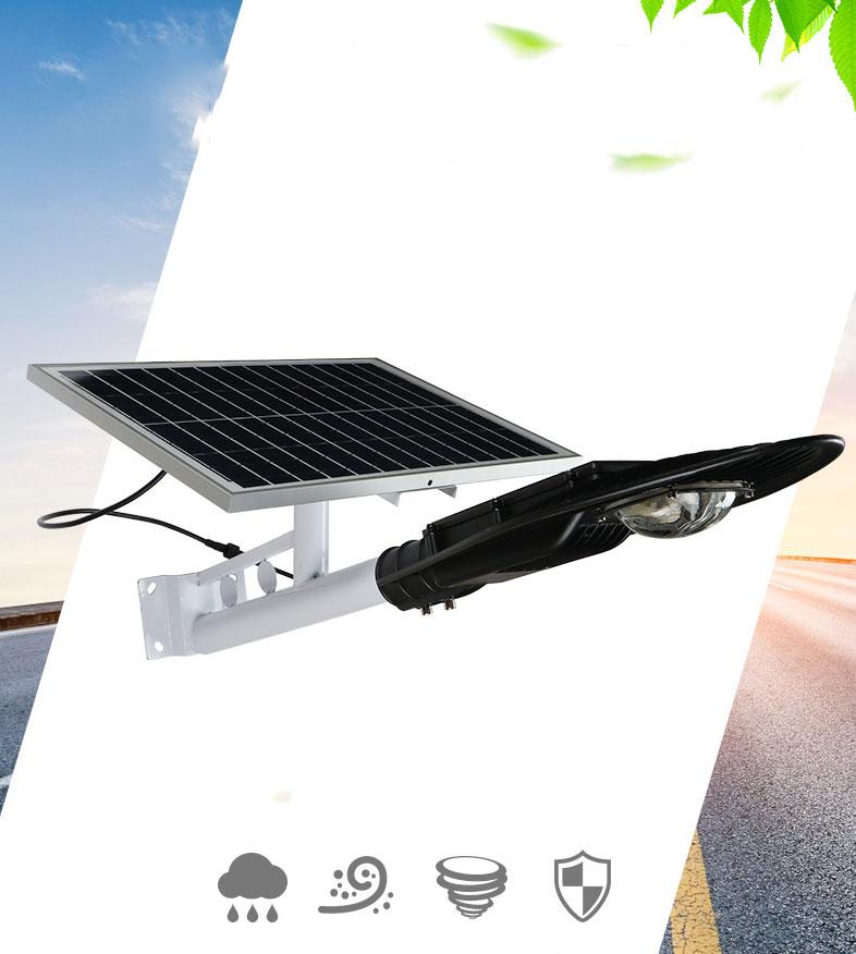 Đèn đường năng lượng mặt trời DCĐL 50W