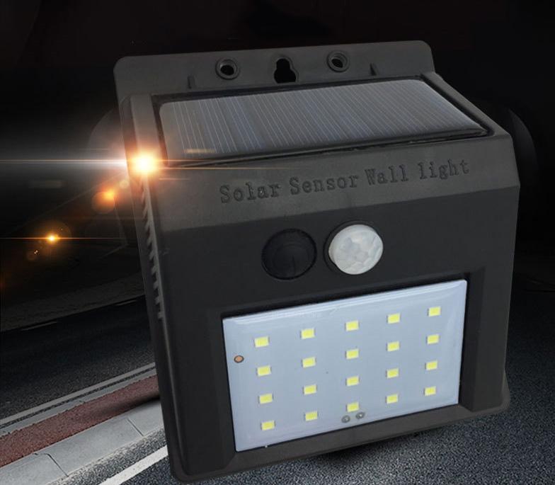 Đèn pha năng lượng gắn cửa DCOT 30W