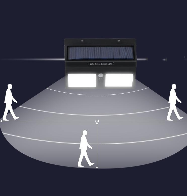 Đèn pha năng lượng gắn cửa DCOT 40W