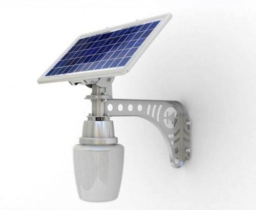 Đèn treo tường năng lượng mặt trời DCQT 40W