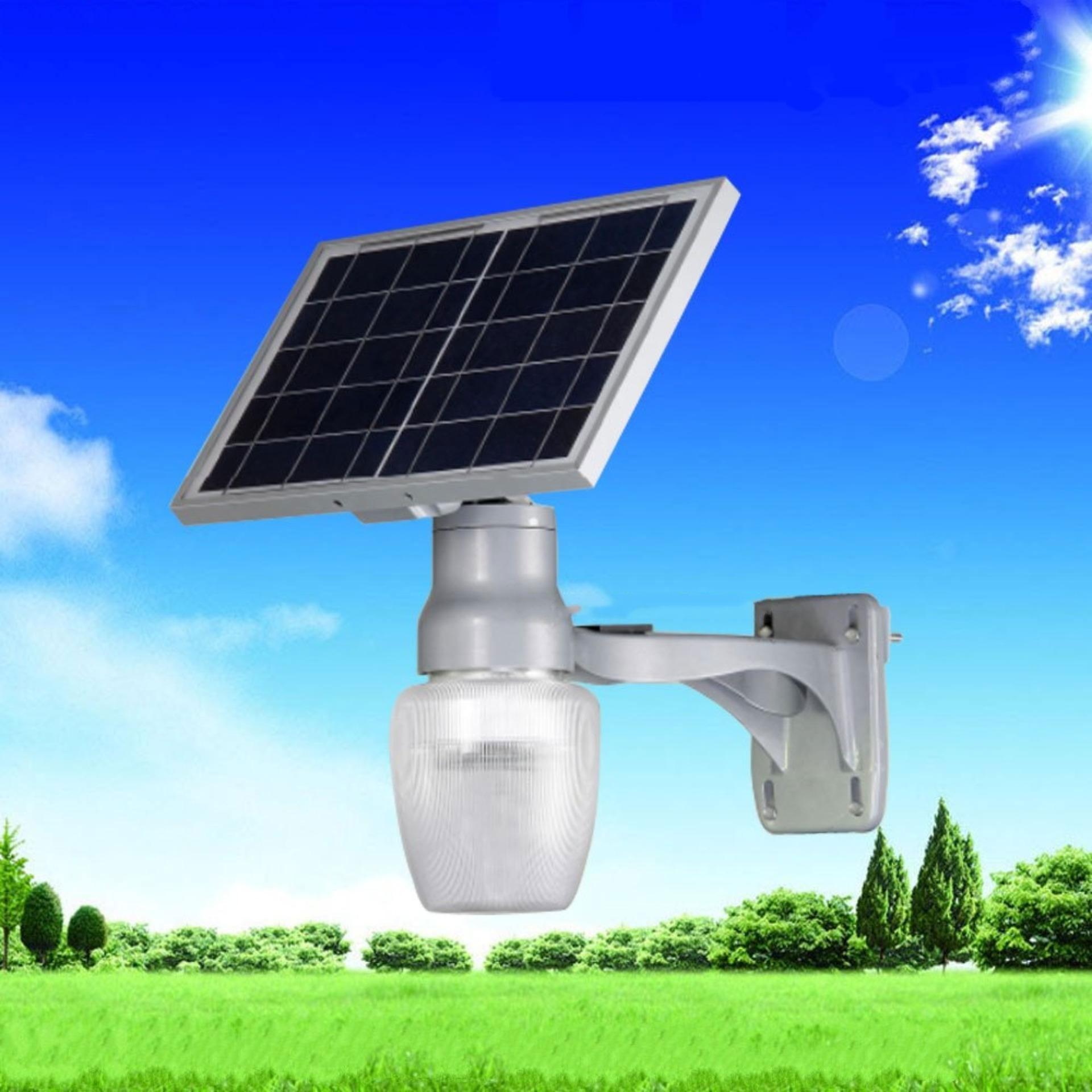 Đèn treo tường năng lượng mặt trời DCQT 60W