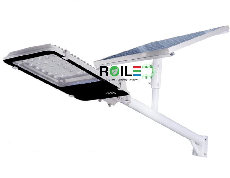 Đèn đường năng lượng mặt trời Roiled 50W RL 0014